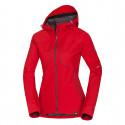 Női softshell outdoor kabát REDWA