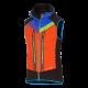 Men's vest ski-touring vest Thermal Polartec® Alpha direct 2,5L VHAN