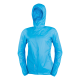 Women's waterproof jacket stowable 2L NORTHCOVER