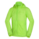 Pánska nepremokavá multišportová bunda zbaliteľná 2L NORTHKIT