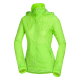 Dámska nepremokavá multišportová bunda zbaliteľná 2L NORTHKIT