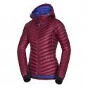 Női bélelt softshell kabát Primaloft® BESKYDY
