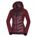 Női városi kabát softshell kombinációval LORELEI