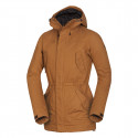 Férfi téli kabát viaszos felületkezeléssel cotton style DAVIS