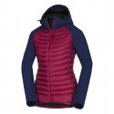Női outdoor softshell dzseki védőréteggel 3-rétegű JULIANNE