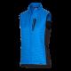 Pánská kombinovaná outdoorová vesta PrimaLoft® Eco Black ZAYNA