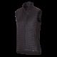 Men's combi outdoor vest PrimaLoft® Eco Black
