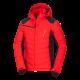 Pánska lyžiarska zimná bunda určená pre zjazdové lyžovanie MAJOR