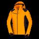 Men's winter ski jacket designed for downhill skiing.