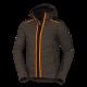 Pánská trendová lyžařská zateplená bunda CALE