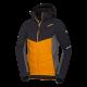 Men's ski jacket insulated MILO
