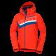 Pánská trendová lyžařská zateplená bunda s plnou výbavou softshell 3L NATHAN