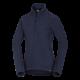 Women's versatile fleece hoodie.