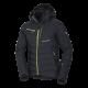 Pánská bunda lyžařská lepená zateplená plná výbava 2L GIDEONS