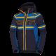 Pánska trendová lyžiarska zateplená bunda s plnou výbavou RAMIRO