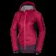 Women's hybrid outdoor jacket ADELYNN