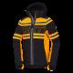 Pánská trendová lyžařská zateplená bunda s plnou výbavou RAMIRO