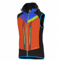 Men's vest ski-touring Thermal Polartec® Alpha direct 2,5L VHAN
