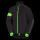Men's wind shell bike jacket full mobility KIAN