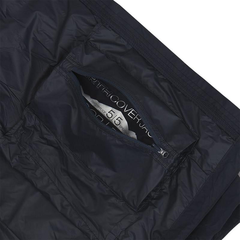BU-3267OR pánska bunda zbaliteľná nepremokavá 2L NORTHCOVER -