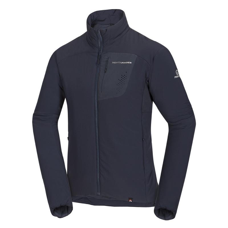 BU-3471PRO men's jacket Primaloft Insulation Eco Black SMREK -