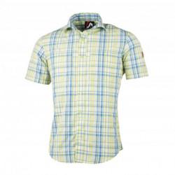 KO-3060SP pánska košeľa voľnočasová krátky rukáv MARIO