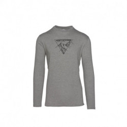 TR-3524OR pánske tričko bavlna s potlačou VANPY