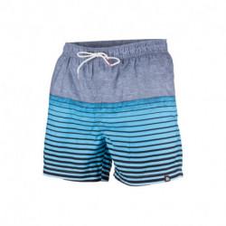BE-3234SII pánske šortky plážový štýl celopotlačené CALMYN
