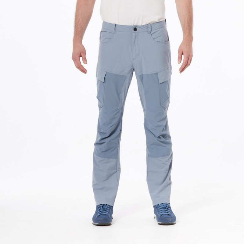 NORTHFINDER men's northstyle trousers ROHIN - Lightweight technical material ensures high-quality protection, durability and optimum body temperature during outdoor activities. Freedom of movement is ensured by comfortable cut of trousers. Trousers are suitable for hiking, outdoor activities, leisure time, and casual wear.