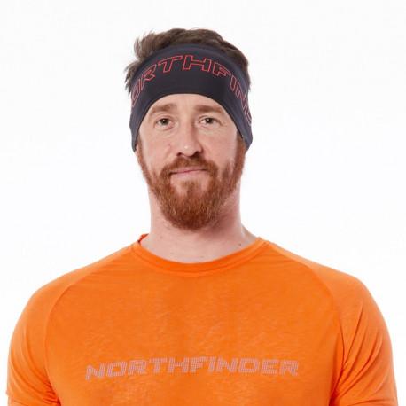 NORTHFINDER férfi mintás fejpánt futáshoz BONSING