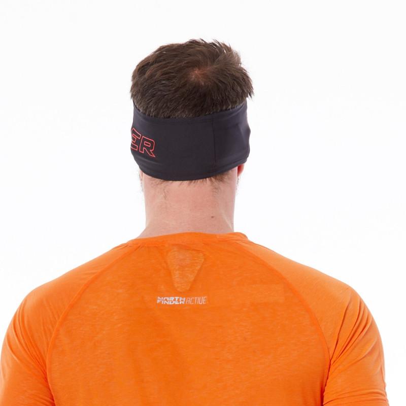 NORTHFINDER pánska bežecká čelenka celopotlačená BONSING - NORTHFINDER pánska bežecká čelenka celopotlačená BONSING