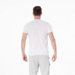 TR-3493OR pánske tričko bavlnené cepín BENJIL