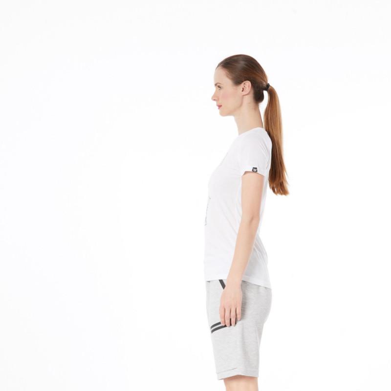 TR-4500SP women's cotton t-shirt fish RIZAS -