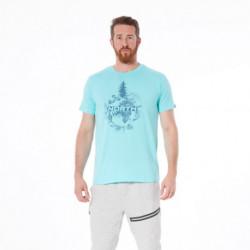 TR-3502SP pánske tričko bavlnené world TERON