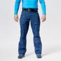 Pánske nohavice celopotlačené zateplené na zimné aktivity 2L AYTON