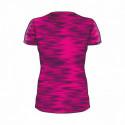 TR-4313SII women's t-shirt running allover print EMMY