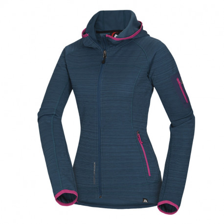NORTHFINDER women´s sweater hooded outdoor sport SKYE
