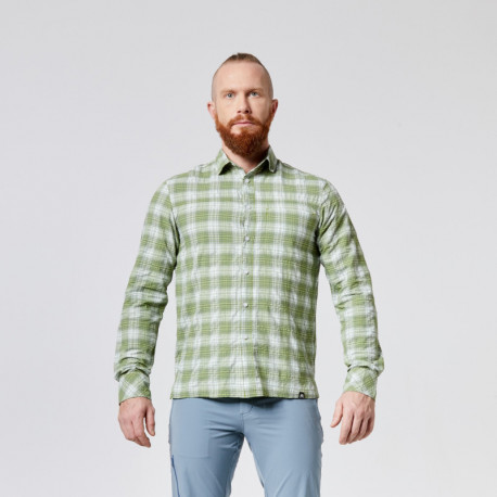 NORTHFINDER men's outdoor shirt checkstyle STANGORY