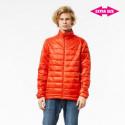 Pánska bunda veľmi ľahká do chladného a mokrého počasia EXTRA SIZE VYTO