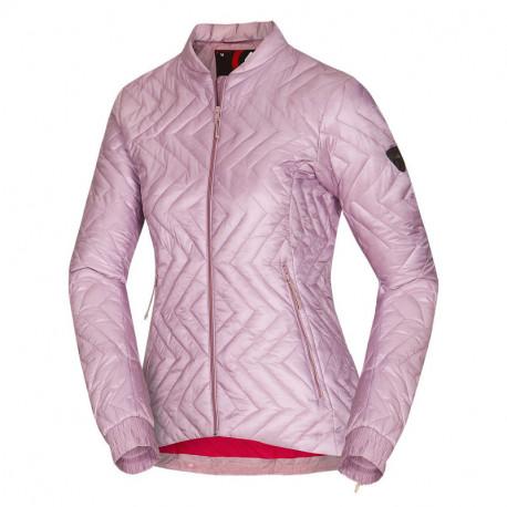 NORTHFINDER women´s metalic jacket embossed short style NATASA