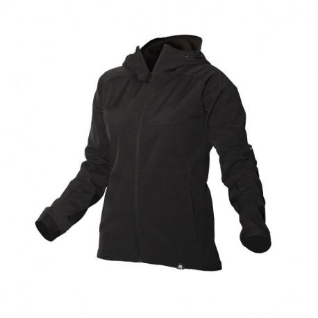 NORTHFINDER dámská bunda softshellová klasická WindPro 3L ELINIA