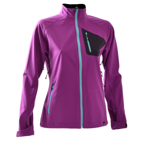 NORTHFINDER women's jacket stretch 3-layer AURORA
