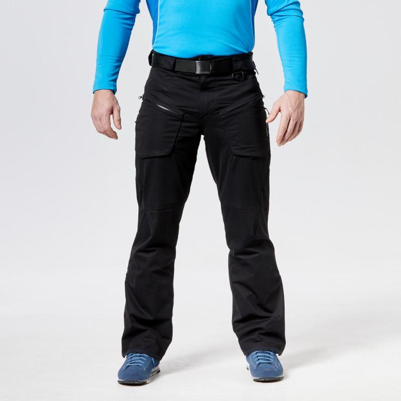 NORTHFINDER pánské allowerprint kalhoty zateplený sníh série 2L LAWERIT - Špičkové technické 2 vrstvové pánske lyžiarske nohavice značky NORTHFINDER poskytnú skvelú ochranu pred zimou a snehovými prehánkami. Materiál je celopotlačený so žakárovým vzrorom a tieto nohavice majú všetky švy podlepené. Nesmú chýbať stehenné ventilácie, tvarované kolená, či spevnené spodky. Nohavice sú prioritne určené na lyžovanie, či snowboard, ale dajú sa využiť aj na prechádzky zimnou krajinou. Pocit zimy vás s našimi nohavicami LAWERIT nemôže prekvapiť.