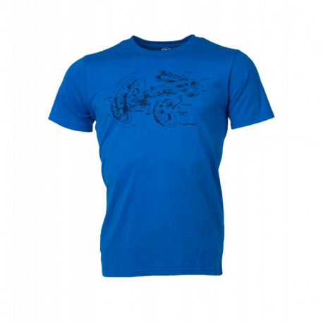 NORTHFINDER men's t-shirt outdoor climbing friend JAEL
