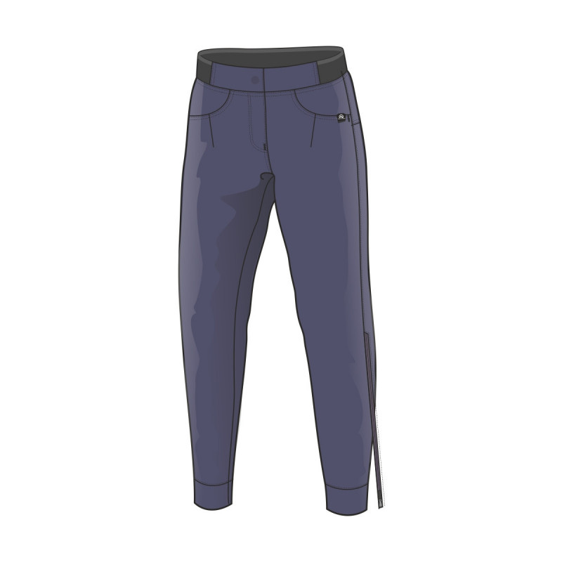 NO-4457OR women's fitted trousers 1L MIKAELA - NORTHFINDER dámske nohavice dobre sediace 1L MIKAELA