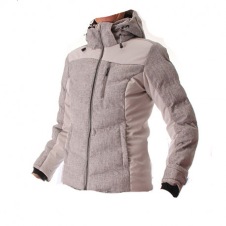 NORTHFINDER women's like down jacket ski style 2L PAWELLA