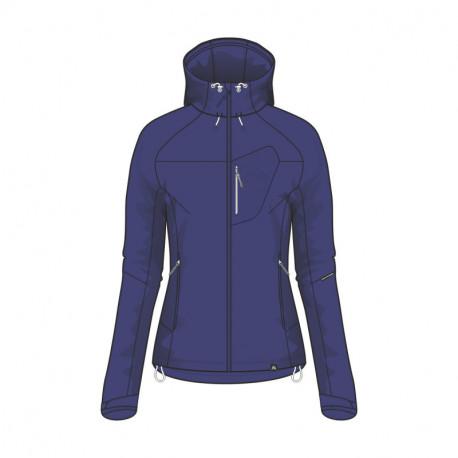 NORTHFINDER women's versatile jacket warm-softshell 3-layer TARAJI