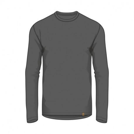 NORTHFINDER pánske tričko z organickej bavlny jednoduchý štýl ORDZI