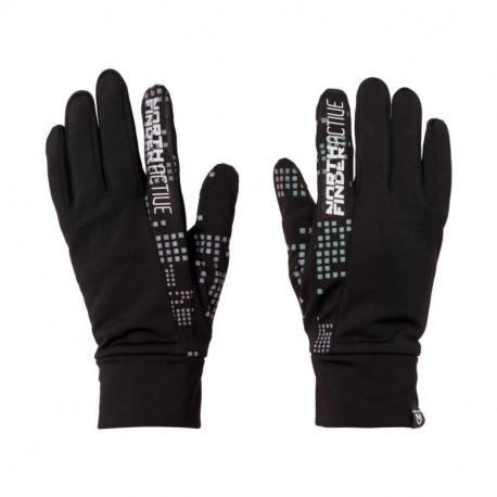 NORTHFINDER unisex active gloves 4way stretch reflective