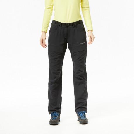 NORTHFINDER dámské jako bavlněné kalhoty outdoor styl zúžené 1L HUMBERISA